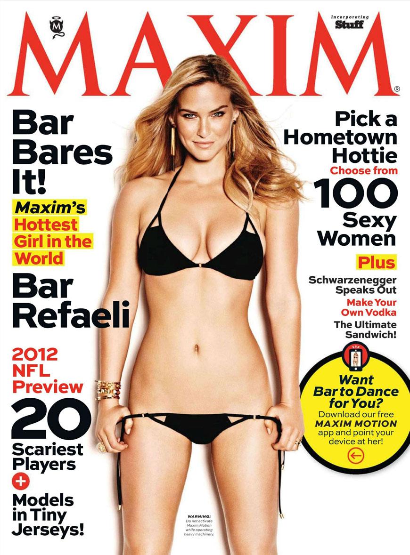 Bar Refaeli - Maxim Magazine (6)