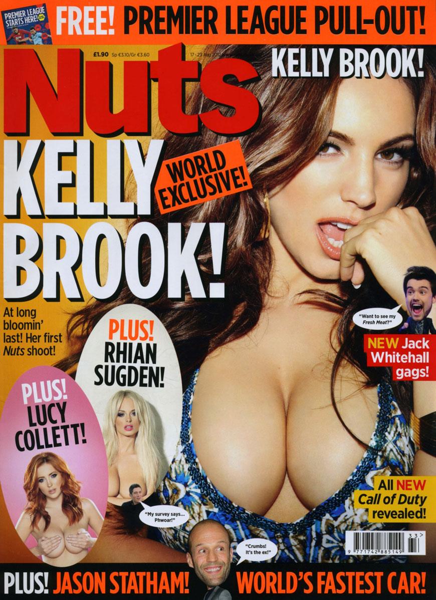 Kelly Brook - Nuts Magazine  (29)