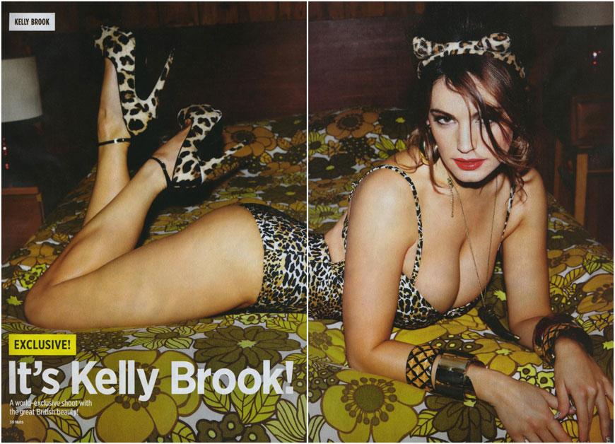 Kelly Brook - Nuts Magazine  (28)