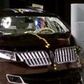Luxe auto's scoren slecht in nieuwe crashtest