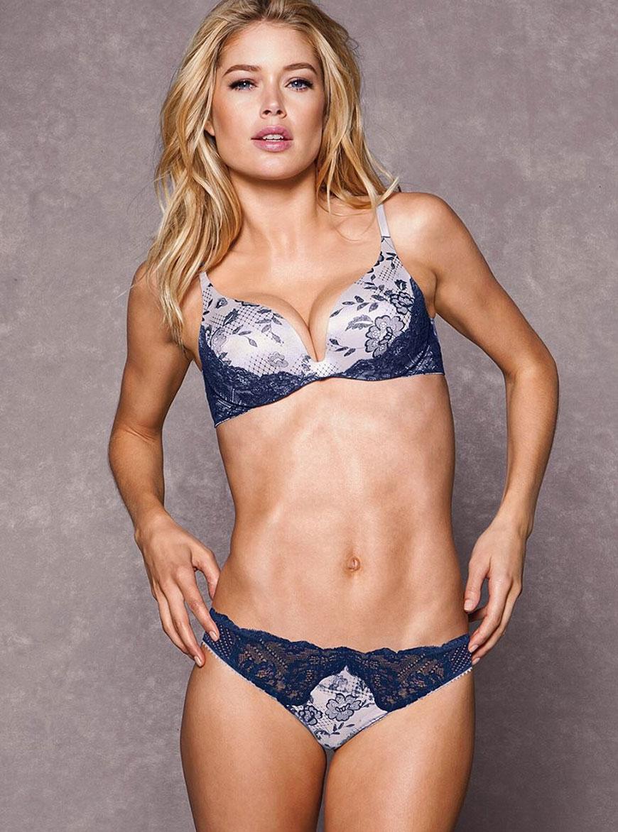 Doutzen Kroes - Victoria Secret Lingerie (13)