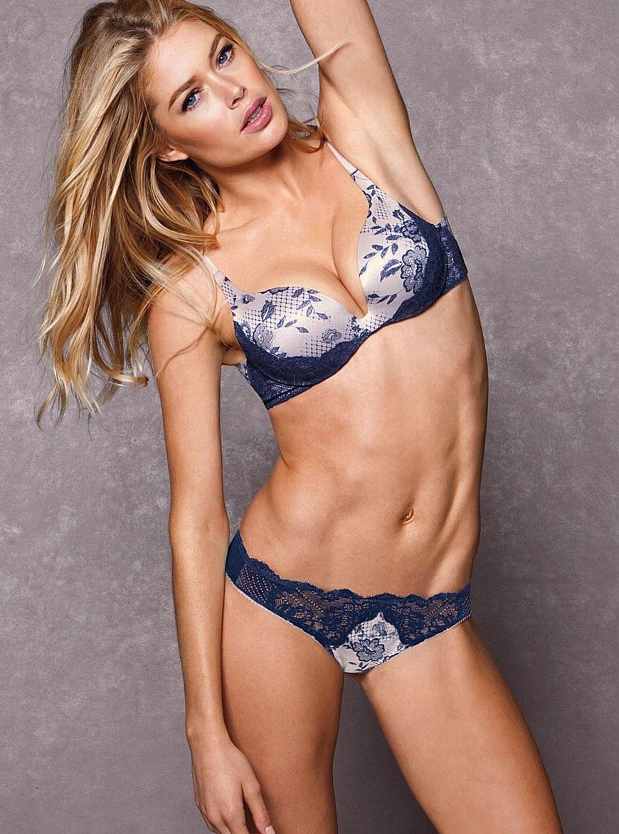 Doutzen Kroes - Victoria Secret Lingerie (12)