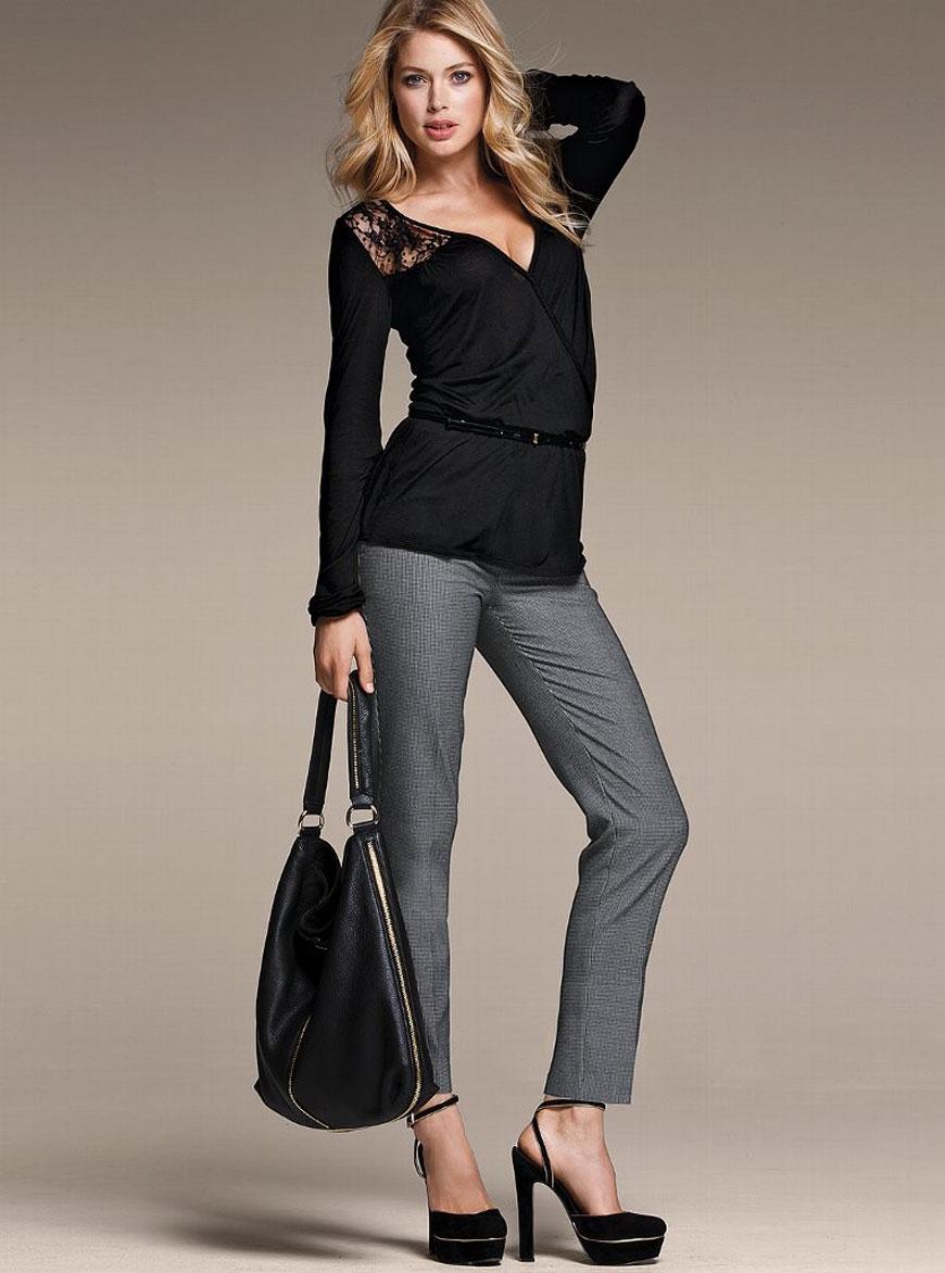 Doutzen Kroes - Victoria Secret Lingerie (7)