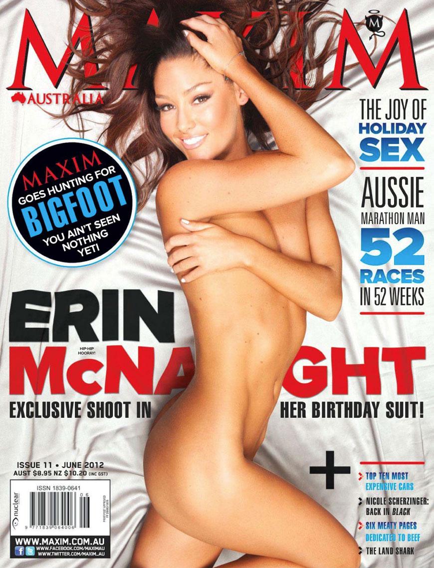Erin McNaught - Maxim Magazine (2)
