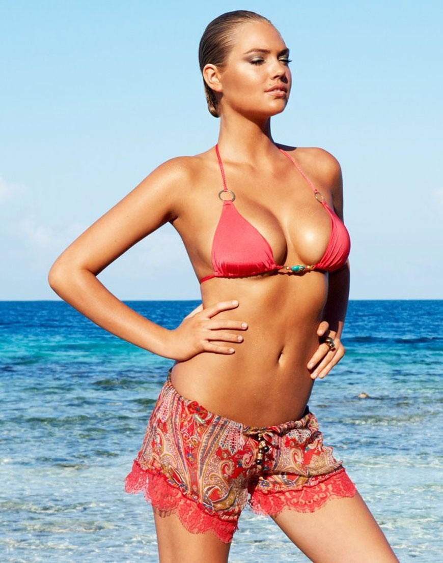 Kate Upton - Beach Bunny Swimwear (7)
