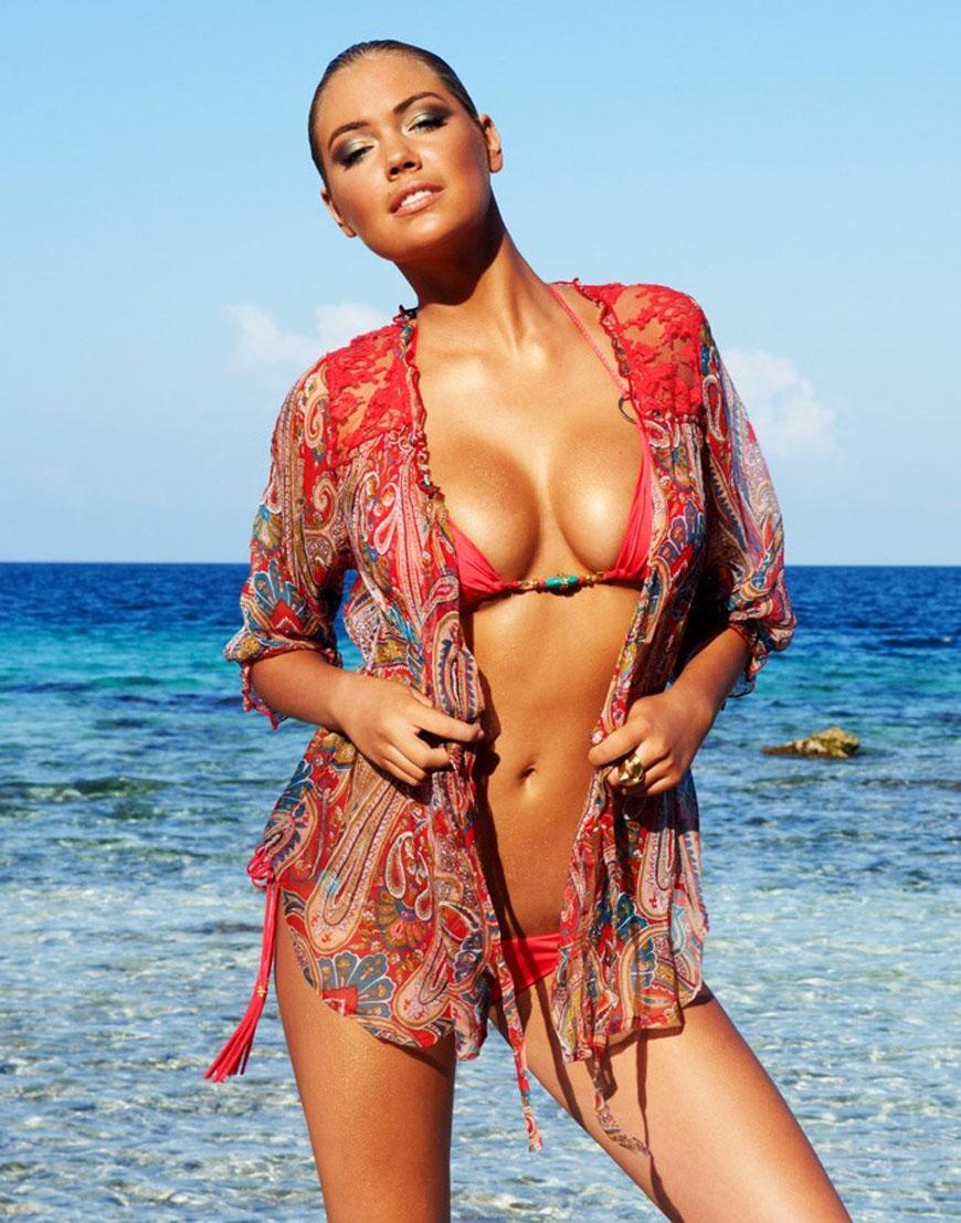 Kate Upton - Beach Bunny Swimwear (6)