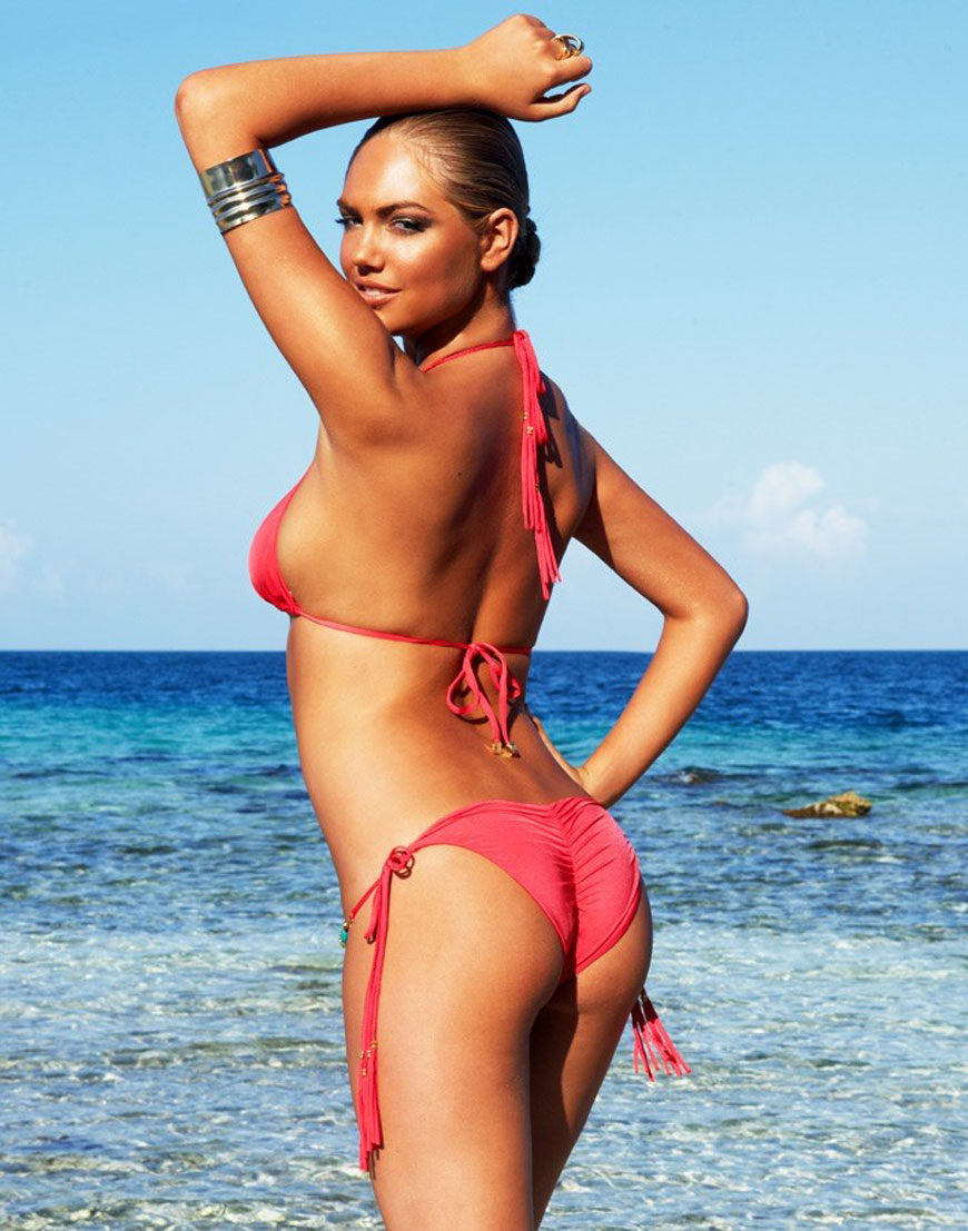 Kate Upton - Beach Bunny Swimwear (2)