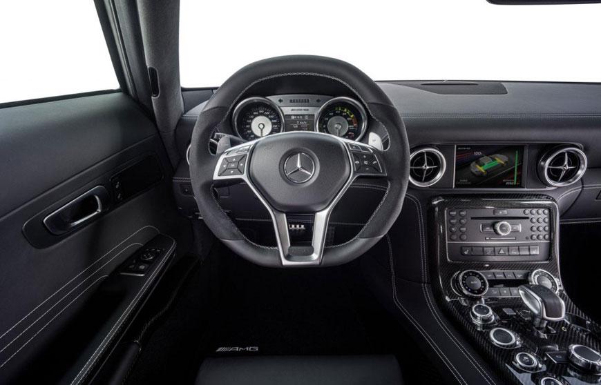 The Mercedes-Benz SLS Electric Drive (29)