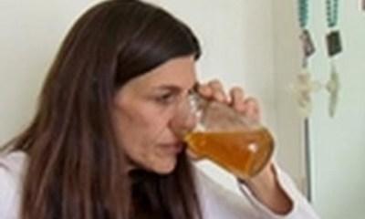 urine drinken