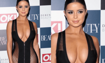 Demi Rose at OK awards