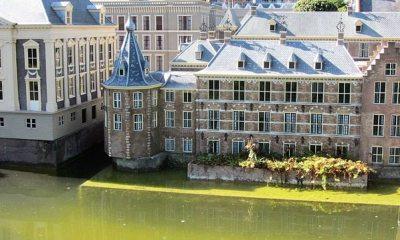 Het torentje Den Haag