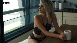Irene Schouten topless