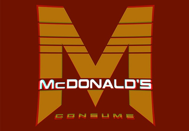 McDonald´s old logo