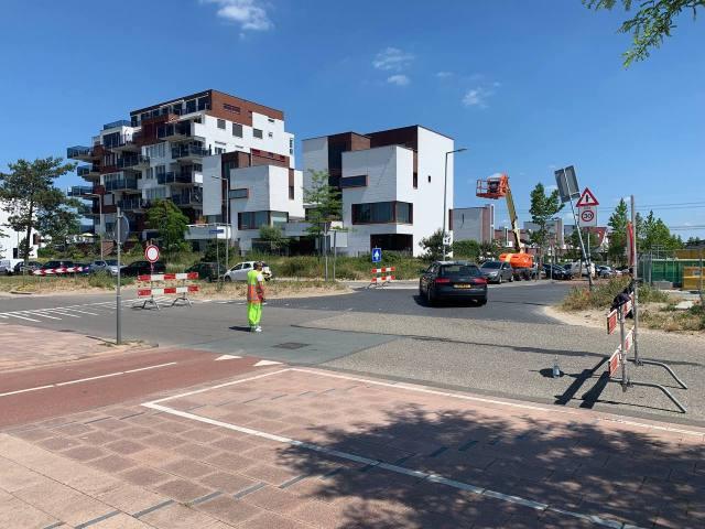 Bewoners boos over afsluiting boulevard
