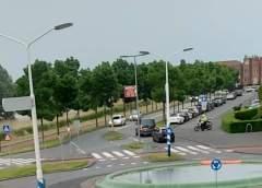 Massale politiecontrole in Nesselande