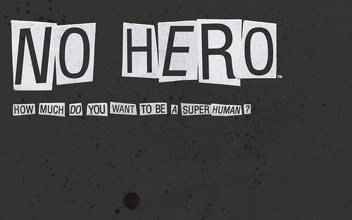 No somos héroes, si humanos