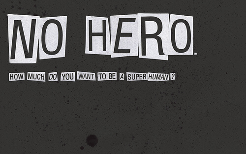 no somos héroes