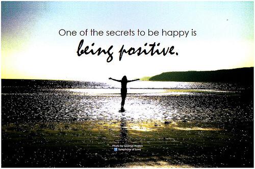 Siempre en positivo