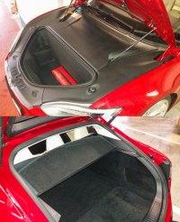 Tesla Model S Frunk & Trunk