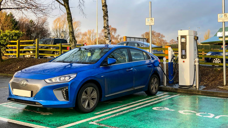 Northern Ireland - EV Public Charger