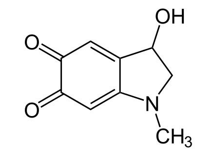 adrenochrom budowa chemiczna