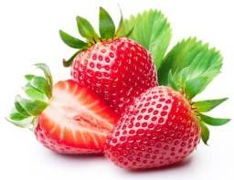 13585481-strawberries-with-leaves-isolated-on-a-white-background-