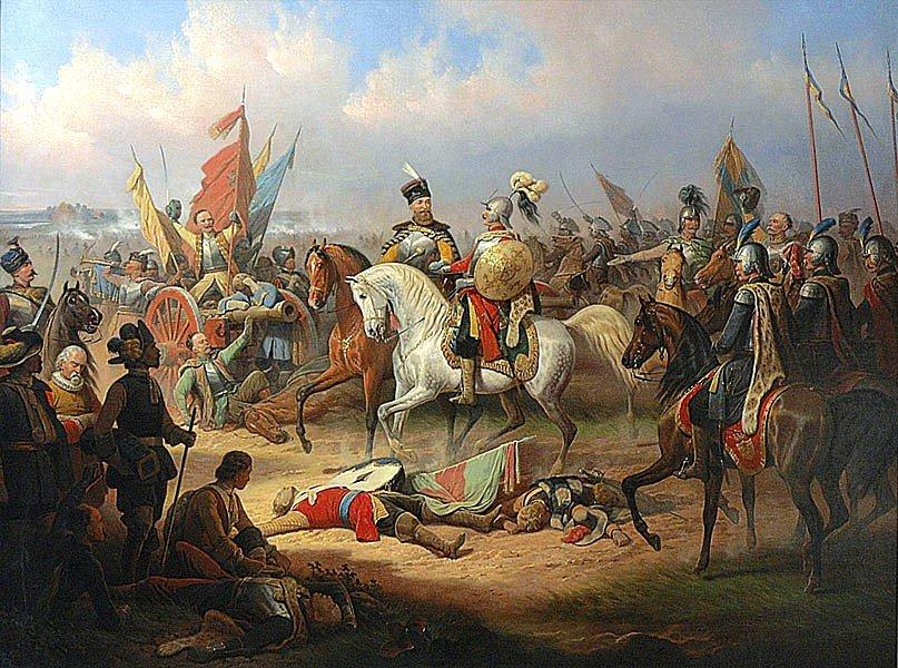 Po bitwie podKircholmem pędzla Januarego Suchodolskiego