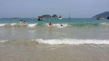wave Surfing - Tai Long Wan