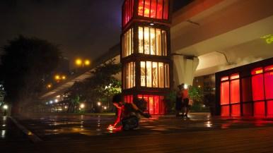 Kwun Tong promenade - mesmerised