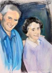 Cecil & Myrtle Kerr