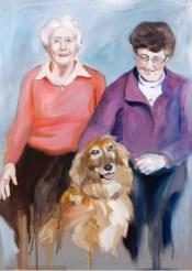 Anna Hainey & Margaret Rose McSparran