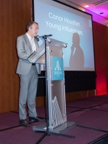 Conor HOUSTON (Young Influencers). Civil Society Network launch, Europa Hotel, Belfast, Northern Ireland. #CivilSocietyNetwork