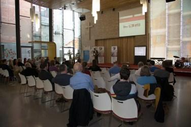FactCheckNI launch event