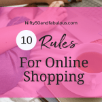 Over 50 Guide to Online Shopping- 10 Rules for Online Shopping