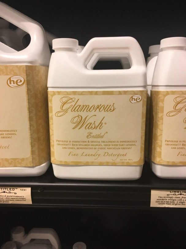 Review of Glamorous Wash