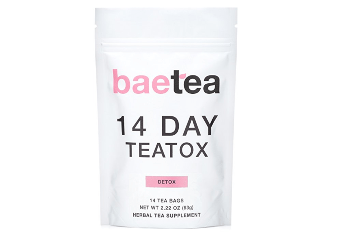 Favorite Things! BaeTea 14 Day Tea Tox