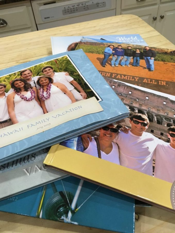 memory photo books
