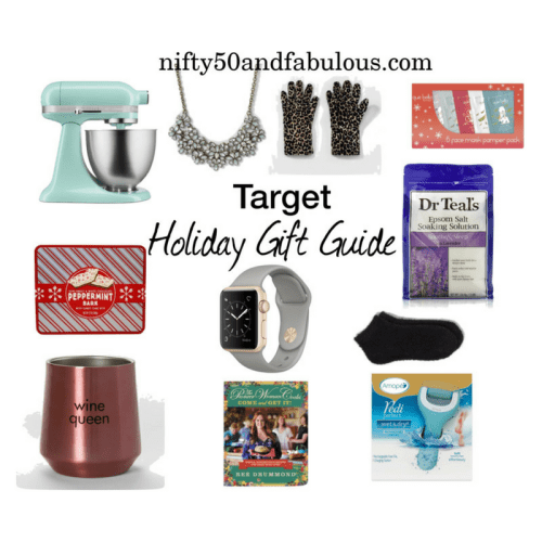 Target Holiday Gift Guide
