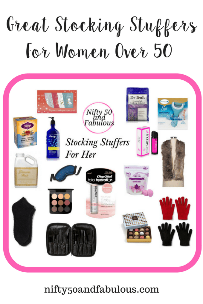 Stocking Stuffers For Women Over 50
