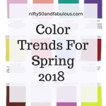 Getting Ready For Spring With Color- Spring Color Trends