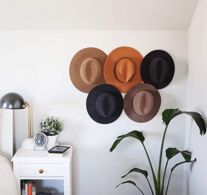 Command Hooks To Display Hats