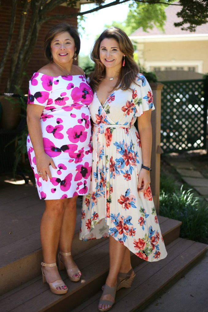 Mother/Daughter Look For Bridal Tea