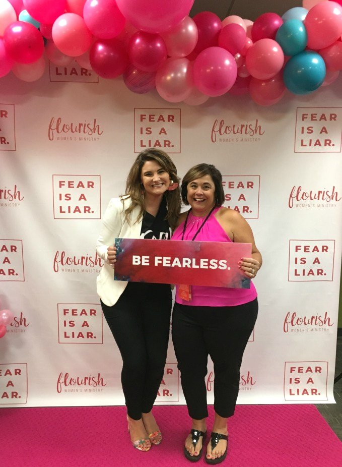 Be Fearless- Women's Conference