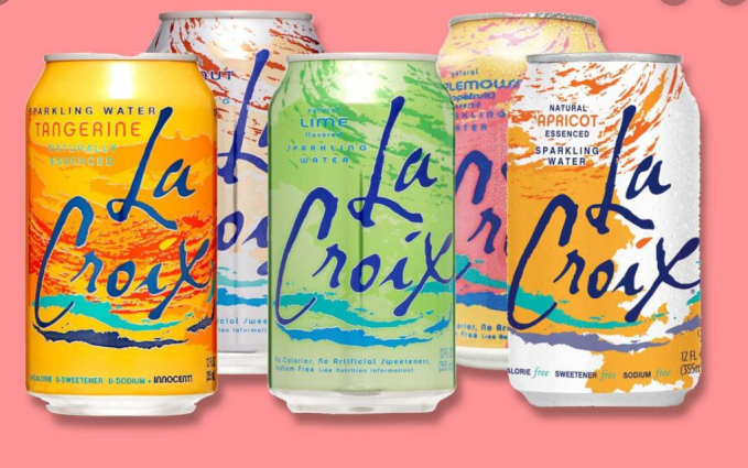 How To Survive The Weekends On Sugar Detox Program- substitute La Croix for beer and wine