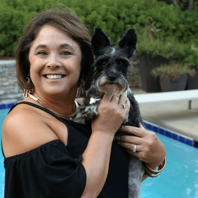Empty Nest Lifestyle-The Dogs Rule The Nest-Meet Emma Sue