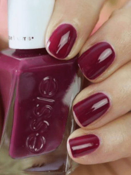 Berry Nailpolish For Fall