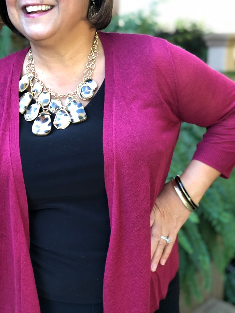 Rules Of 3 for accessorizing an outfit