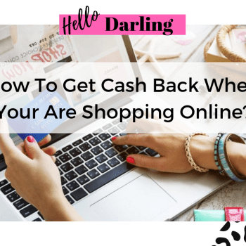 How To Get Cash Back When Shopping Online