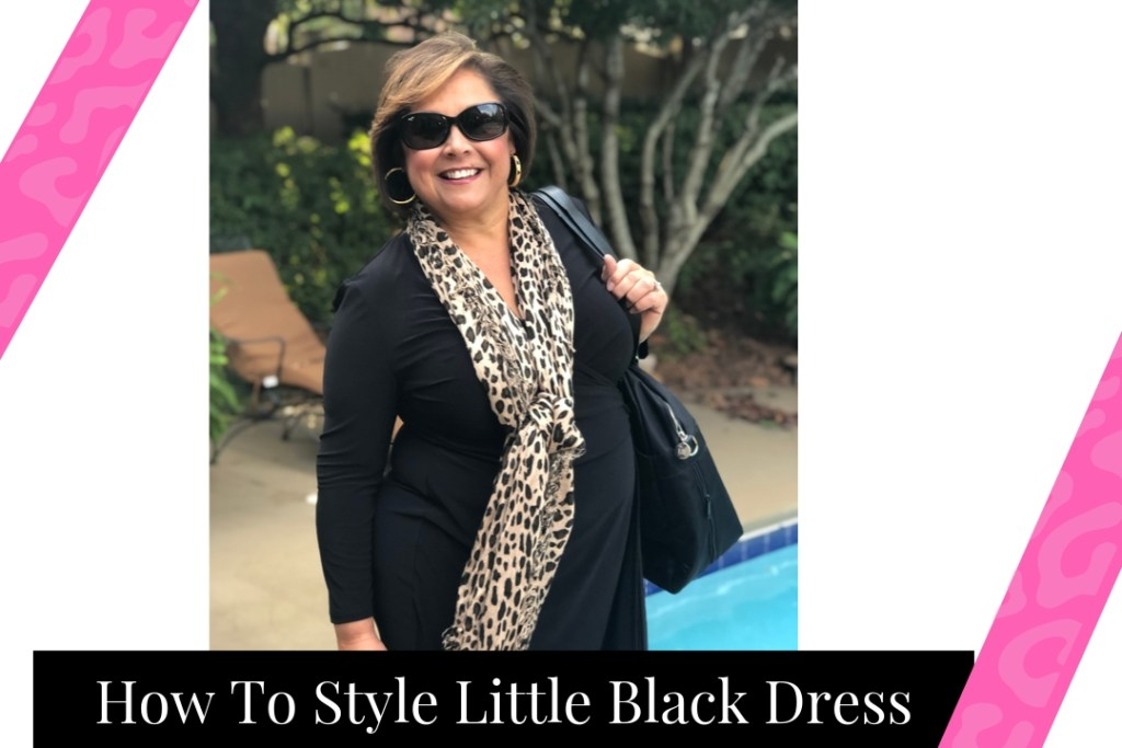 How To Style Little Black Dress