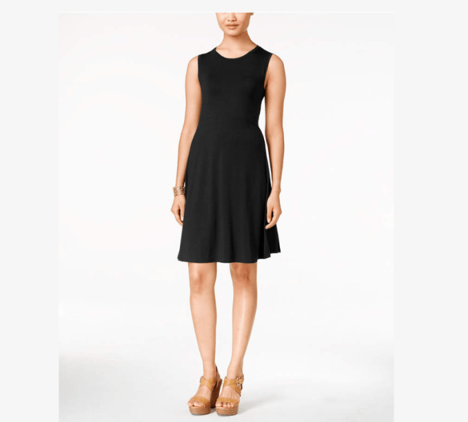 Very iconic and timeless dress for many body types